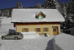 Lachtal Winter Haus